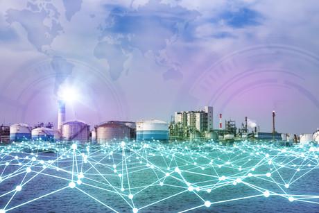smart water network